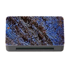Cracked Mud And Sand Abstract Memory Card Reader With Cf by Nexatart