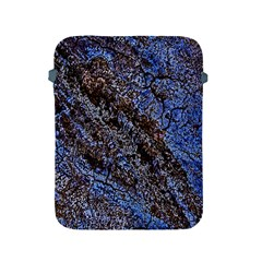 Cracked Mud And Sand Abstract Apple Ipad 2/3/4 Protective Soft Cases by Nexatart