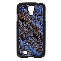 Cracked Mud And Sand Abstract Samsung Galaxy S4 I9500/ I9505 Case (black) by Nexatart