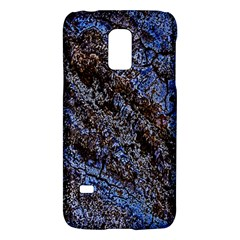 Cracked Mud And Sand Abstract Galaxy S5 Mini by Nexatart