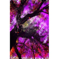 Pink Abstract Tree 5 5  X 8 5  Notebooks by Nexatart