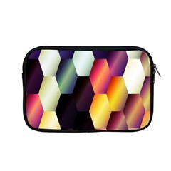 Colorful Hexagon Pattern Apple Macbook Pro 13  Zipper Case by Nexatart