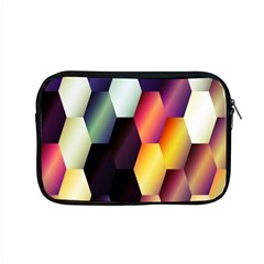 Colorful Hexagon Pattern Apple Macbook Pro 15  Zipper Case by Nexatart