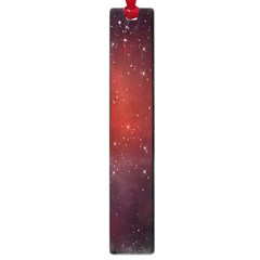 Bright Background With Stars And Air Curtains Large Book Marks