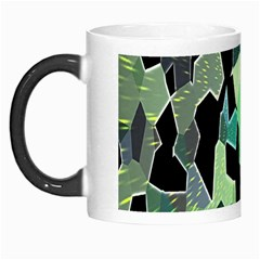 Wallpaper Background With Lighted Pattern Morph Mugs by Nexatart
