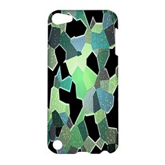 Wallpaper Background With Lighted Pattern Apple Ipod Touch 5 Hardshell Case