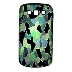 Wallpaper Background With Lighted Pattern Samsung Galaxy S Iii Classic Hardshell Case (pc+silicone)
