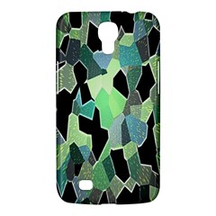Wallpaper Background With Lighted Pattern Samsung Galaxy Mega 6 3  I9200 Hardshell Case by Nexatart