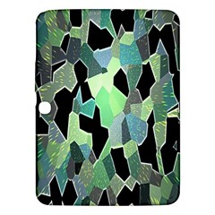 Wallpaper Background With Lighted Pattern Samsung Galaxy Tab 3 (10 1 ) P5200 Hardshell Case