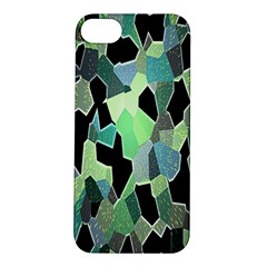 Wallpaper Background With Lighted Pattern Apple Iphone 5s/ Se Hardshell Case