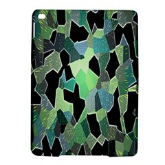 Wallpaper Background With Lighted Pattern Ipad Air 2 Hardshell Cases by Nexatart