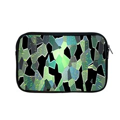 Wallpaper Background With Lighted Pattern Apple Macbook Pro 13  Zipper Case