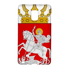 Lesser Coat Of Arms Of Georgia Galaxy Note Edge by abbeyz71