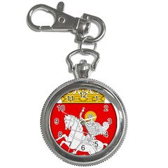 Lesser Coat Of Arms Of Georgia Key Chain Watches by abbeyz71