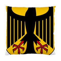 Coat Of Arms Of Germany Standard Cushion Case (one Side) by abbeyz71
