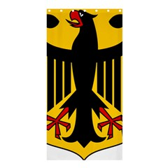 Coat Of Arms Of Germany Shower Curtain 36  X 72  (stall)  by abbeyz71