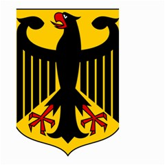 Coat Of Arms Of Germany Small Garden Flag (two Sides) by abbeyz71