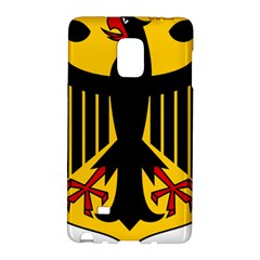 Coat Of Arms Of Germany Galaxy Note Edge by abbeyz71