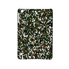 Camouflaged Seamless Pattern Abstract Ipad Mini 2 Hardshell Cases