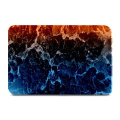 Abstract Background Plate Mats by Nexatart