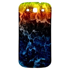Abstract Background Samsung Galaxy S3 S Iii Classic Hardshell Back Case by Nexatart