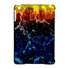 Abstract Background Apple Ipad Mini Hardshell Case (compatible With Smart Cover)