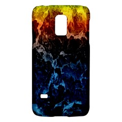 Abstract Background Galaxy S5 Mini by Nexatart