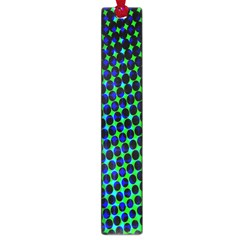 Digitally Created Halftone Dots Abstract Background Design Large Book Marks by Nexatart