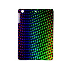 Digitally Created Halftone Dots Abstract Background Design Ipad Mini 2 Hardshell Cases