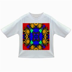 Digital Kaleidoscope Infant/toddler T Shirts