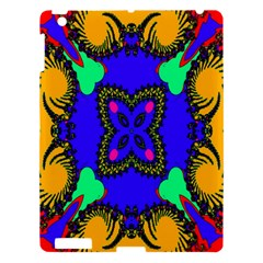 Digital Kaleidoscope Apple Ipad 3/4 Hardshell Case