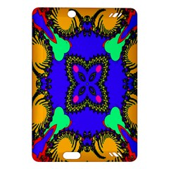 Digital Kaleidoscope Amazon Kindle Fire Hd (2013) Hardshell Case by Nexatart