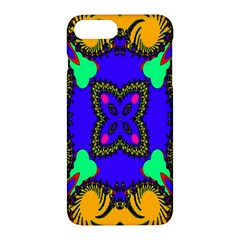 Digital Kaleidoscope Apple Iphone 7 Plus Hardshell Case by Nexatart