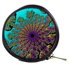Beautiful Mandala Created With Fractal Forge Mini Makeup Bags