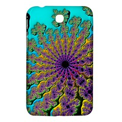 Beautiful Mandala Created With Fractal Forge Samsung Galaxy Tab 3 (7 ) P3200 Hardshell Case