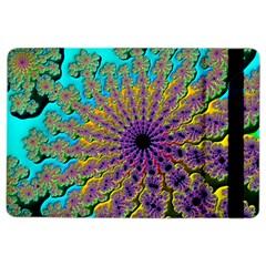 Beautiful Mandala Created With Fractal Forge Ipad Air 2 Flip