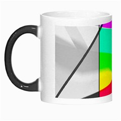 Colors Fadeout Paintwork Abstract Morph Mugs