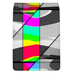 Colors Fadeout Paintwork Abstract Flap Covers (l)