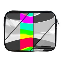 Colors Fadeout Paintwork Abstract Apple Ipad 2/3/4 Zipper Cases