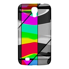 Colors Fadeout Paintwork Abstract Samsung Galaxy Mega 6 3  I9200 Hardshell Case by Nexatart