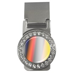 Digitally Created Abstract Colour Blur Background Money Clips (cz)  by Nexatart
