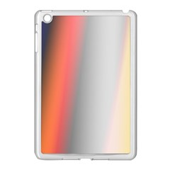 Digitally Created Abstract Colour Blur Background Apple Ipad Mini Case (white)