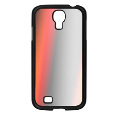 Digitally Created Abstract Colour Blur Background Samsung Galaxy S4 I9500/ I9505 Case (black) by Nexatart