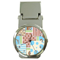 Part Background Image Money Clip Watches by Nexatart