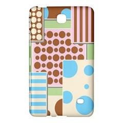 Part Background Image Samsung Galaxy Tab 4 (8 ) Hardshell Case
