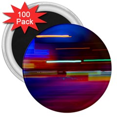 Abstract Background Pictures 3  Magnets (100 Pack)