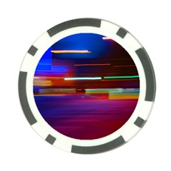 Abstract Background Pictures Poker Chip Card Guard (10 Pack)