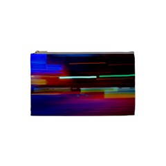 Abstract Background Pictures Cosmetic Bag (small)  by Nexatart