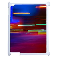 Abstract Background Pictures Apple Ipad 2 Case (white)