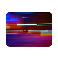 Abstract Background Pictures Double Sided Flano Blanket (mini)